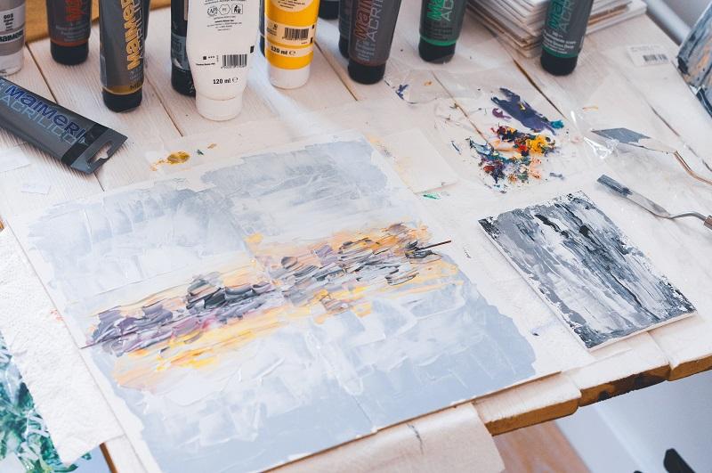 acrylic-paints