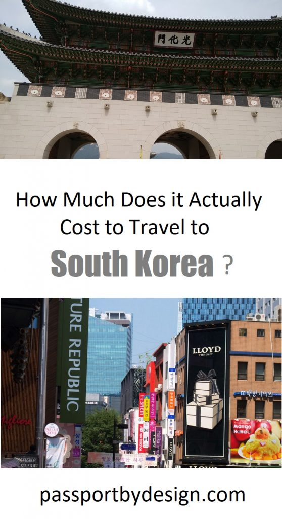 How Much Does it Cost to Travel to South Korea? - Passport