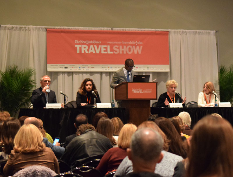 New York Times Travel Show Focus on Europe Conference
