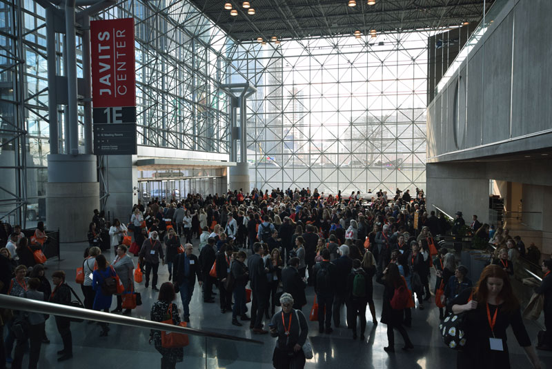 New York Times Travel Show Jacob Javits Center