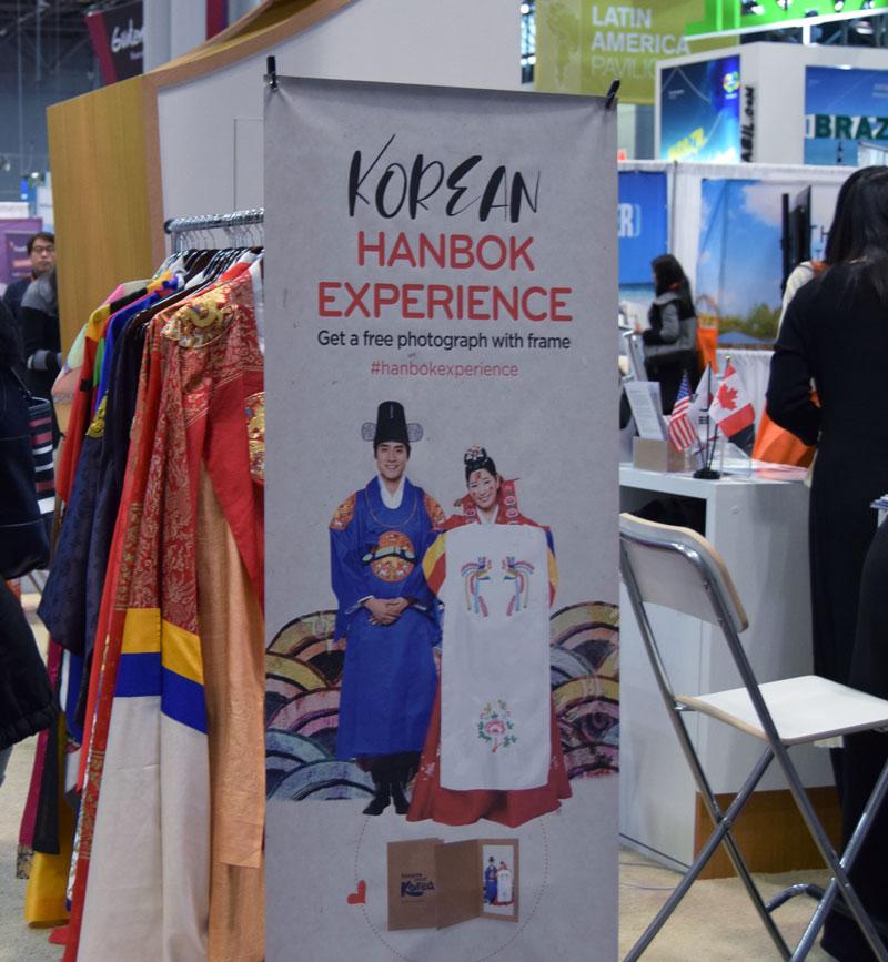 Korean Hanbok experience