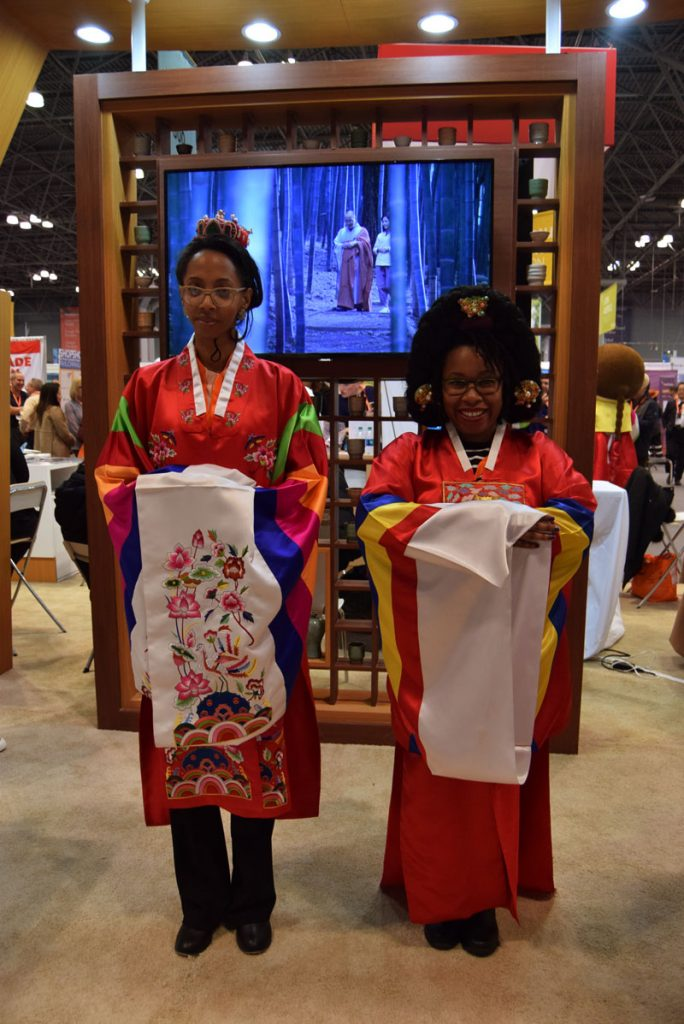 Korean Hanbok Try-on