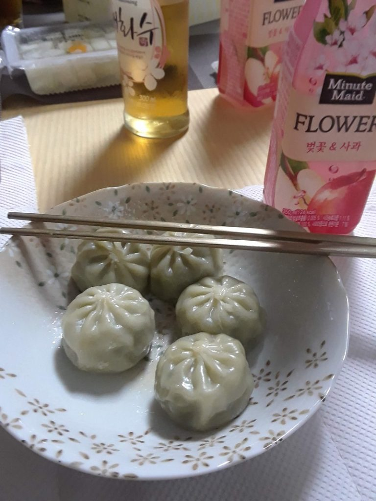 Korean-food-dumplings